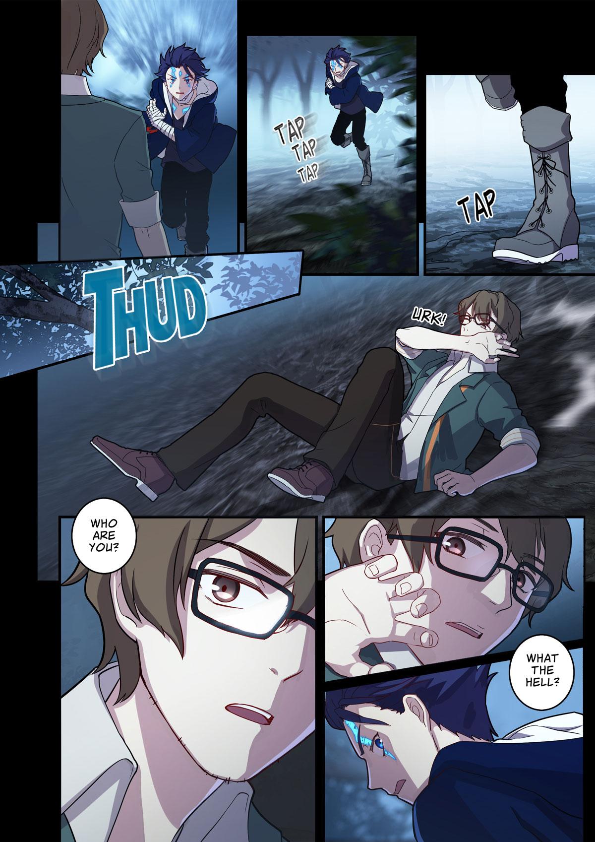 07 Exposed — Honkai Impact 3rd Manga Station
